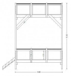 gel nder alugel nder edelstahlgel nder carport berdachung. Black Bedroom Furniture Sets. Home Design Ideas