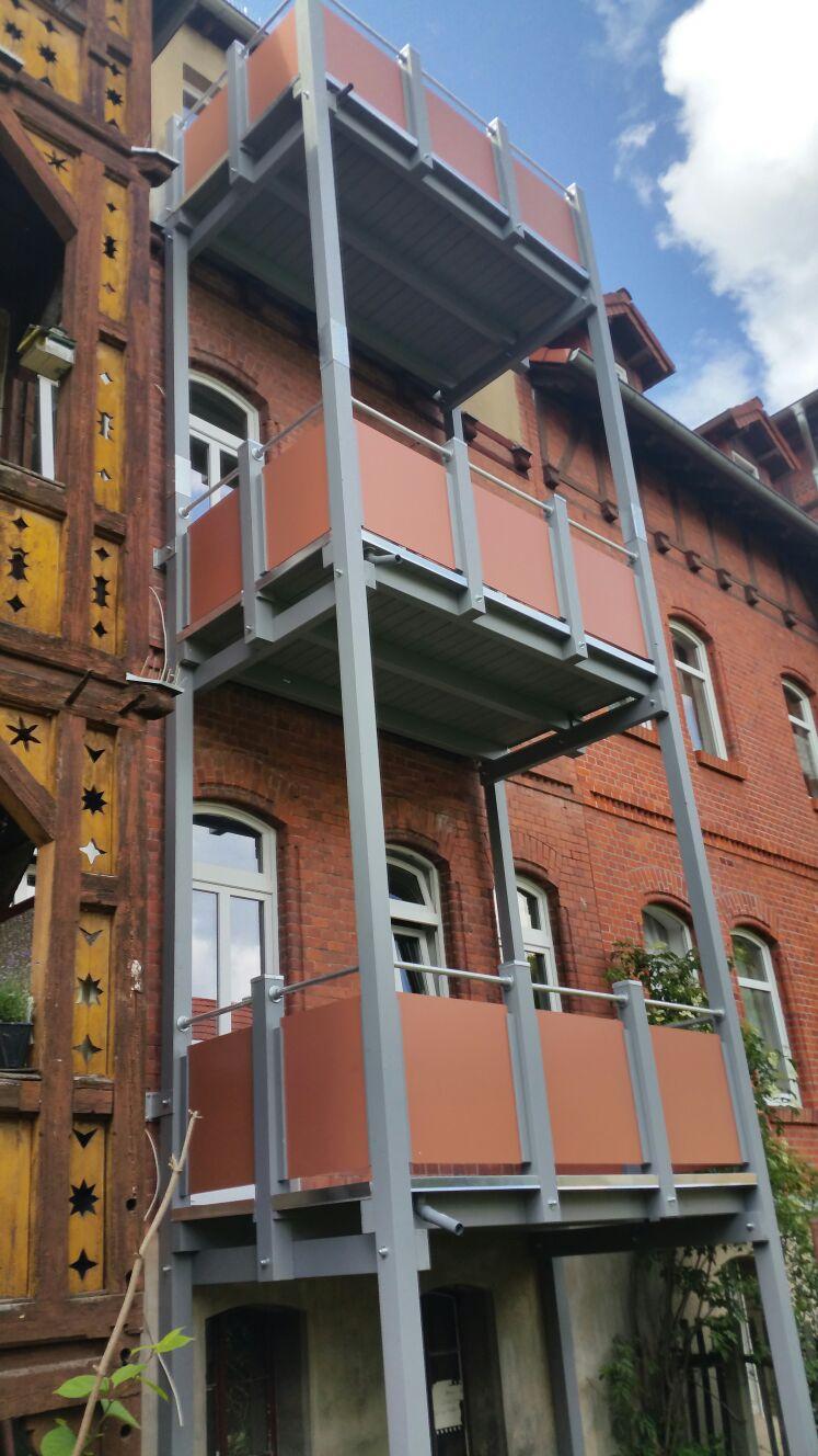 referenzen balkonbau abdichtung wei fietze. Black Bedroom Furniture Sets. Home Design Ideas