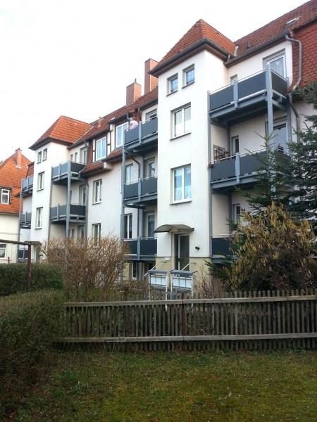 Balkonanlage Gotha